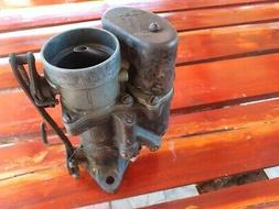 WWII CARTER W1 carburetor for GMC and CHEVY